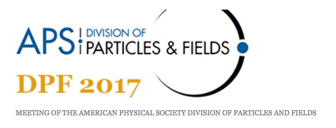 2017 Meeting of the APS Division of Particles and Fields (DPF 2017)