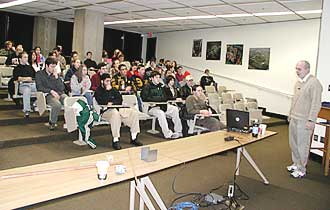 Lecture on particle physics